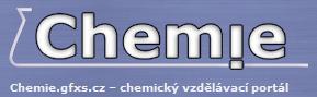 Chemie.gfxs.cz – chemický vzdělávací portál
